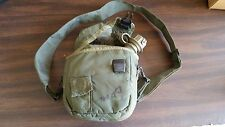 US Army 2 QT. CANTEEN WITH POUCH AND SHOULDER STRAP