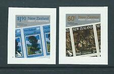 NEW ZEALAND 2010 CHRISTMAS SELF ADHESIVE BOOKLET SET OF 2 UNMOUNTED MINT, MNH