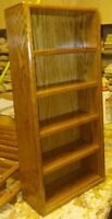 nascar solid oak 1/24th 5 car tower display case shelf