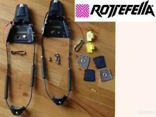 backcountry ROTTEFELLA 412 telemark ski touring bindings 75mm nordic norm cable