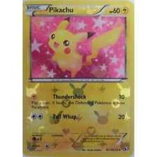 Pokemon Pikachu  RC7/RC25 - Legendary Treasure Holo -Englisch - NM/Mint