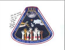 Astronaut Raja Chari. ASTRONAUT AUTOGRAPH,HAND SIGNED