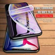 Soft Hydrogel Film Screen Protector Front Back Cover For iPhone 12 11 Pro Max X
