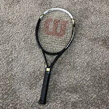 New listing Wilson Hyper Hammer 5.3 4 3/8 Tennis Racquet