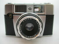 Agfa Optima 1 Camera with 35MM Film Camera Agnar Color Lens 45MM 2.8 WORKING