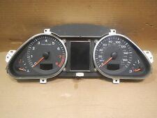 05-08 Audi A6 C6 Dash Instrument Cluster Speedometer Gauges 4F0920981G OEM