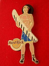 HRC Hard Rock Cafe Lake Tahoe Snowboarder Pin LE300