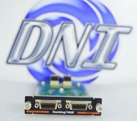 Dell RNDV3 PowerConnect Dual-Port CX-4 10GbE Uplink SFP+ Stacking Module JMW