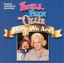 New Sealed KUKLA, FRAN AND OLLIE - Here We Are CD ( Import Soundtrack )