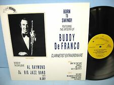 Buddy De Franco Clarinetist Extraordinaire Born To Swing Star Satelite 711