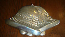 Gorham Sterling Silver 1979 Bells of Peace Luther Bookout Christmas Ornament