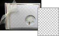 Darice Embossing Folders WIRE FENCE 1218-58 All Occasion Cuttlebug Compatible