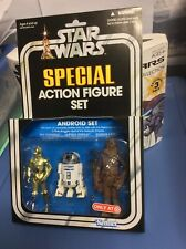 Star Wars Vintage Collection Android Set 2010 Target Action Figures Exclusive