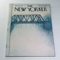 The New Yorker: May 24 1976 Arthur Getz Cover full magazine