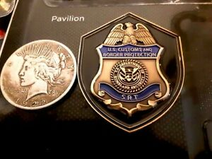 UNITED STATES CUSTOMS AND BORDER PROTECTION SPECIAL RESPONSE TEAM SRT COIN