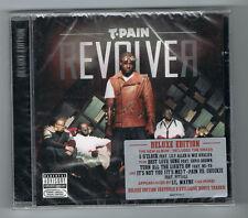 T-PAIN - REVOLVER - DELUXE 17 TITRES - 2011 - NEUF NEW NEU