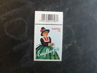 2013 AUSTRIA CLASSICAL TRADEMARKS ENGLHOFER MINT STAMP MNH
