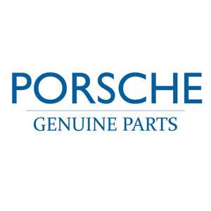 Genuine PORSCHE 911 Carrera Trim Right Satin black 9975055260001C