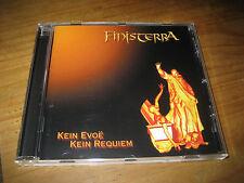 Finisterra – Kein Evoë - Kein Requiem CD ALBUM (TRI 142 CD)