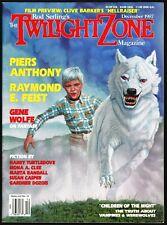 Twilight Zone V 7 # 5 Science Fiction Horror Magazine Hellraiser Piers Anthony
