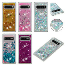 Shining Bling Glitter Quicksand Soft TPU Cover Case For Samsung M10 M20 S10 S10E