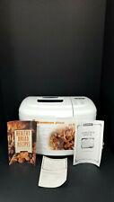 Breadman Plus TR845 Automatic Bread Baker Maker Machine + Manual Very Clean