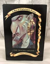 A Box Of Unfortunate Events Lemony Snicket A Series Of Unfortunate Events Books
