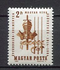 32185) HUNGARY 1964 MNH** Fencing association 1v