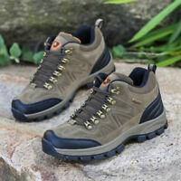 Men's Outdoor Walking Hiking Running Trail Lightweight Waterproof Shoes Sneakers
