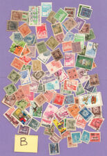 China Stamps Collection Of 100 Mixed, From 1910's/20's/30's, 1960's/70's