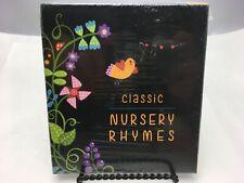 CHILDRENS CLASSIC NURSERY RHYMES Educational Kids Audiobooks CD NIB