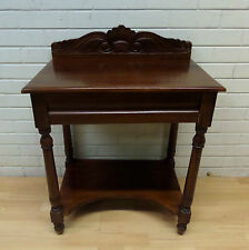 Mahogany Antique Style Side & End Tables
