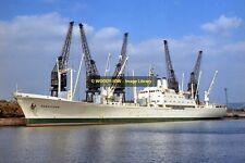 mc2684 - Geest Line Cargo Ship - Geestland - photograph