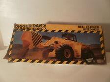 Revell Digger Dan's Construction Co. Bull Charger Bulldozer New 1984