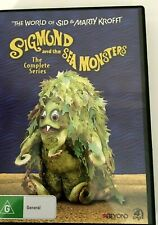 Sigmund and the Sea Monsters: The Complete Series (RARE)