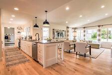 """6"""" Distressed Vintage Canyon UV Oiled Engineered Wood Floor Flooring Sample"""