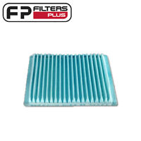 WACF0014 Genuine Wesfil Cabin Filter - Suits Toyota Corolla ZZE122R - RCA140P