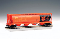 Bachmann HO Canadian Grain Hopper - Government of Canada CPWX 604301 (HO Scale)