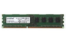 Crucial 4GB Intel Kit PC3-10600U DDR3 1333Mhz CL9 DIMM RAM PC Desktop Memory %3