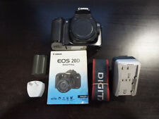 Canon EOS 20D Digital SLR Camera - Black Body Only