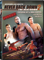 Never Back Down 2: The Beatdown [New DVD] Ac-3/Dolby Digital, Dolby, Dubbed, S