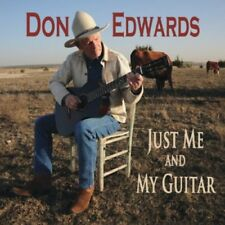 Don Edwards - Just Me & My Guitar [New CD]