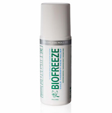 Biofreeze Cold Therapy Pain Relief, Roll-On 2.5 oz (NEW)