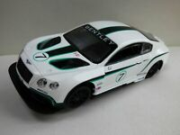 OFFICIAL 1:24 BENTLEY CONTINENTAL GT3 PLASTIC FRICTION CAR RACING SPORTS CAR TOY