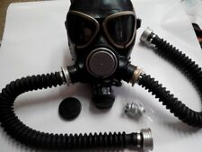 GAS MASK PMK-2 with drinking system (Mask,2Hose,items), New, Russian army