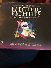 The Greatest Electric Eighties - Definitive Collection CD Set