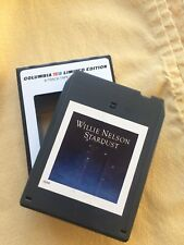 "Willie Nelson ""Stardust"" (TC8 8-Track Cartridge, Columbia 1978)"