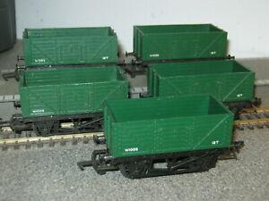 5 Triang OO Gauge R10/13 GW W1005 12 Ton Wagons