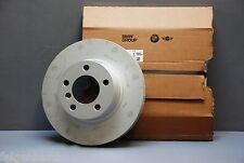 ORIGINAL BMW Bremsscheiben brake disc discs 3er E90 E91 E92 E93 998
