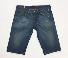 Meltin pot penny shorts jeans w26 40 capri pantalone donna bermuda usato T1778